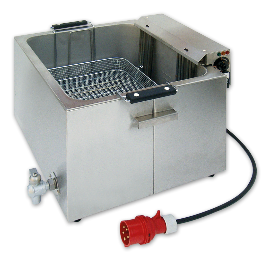 Electric-Heated Fryer